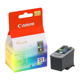 Tusz Canon CL51 iP-2200 6210 6220 MP-150 170 CMY