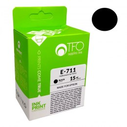 TUSZ TFO DO EPSON E-711 T0711 15ml